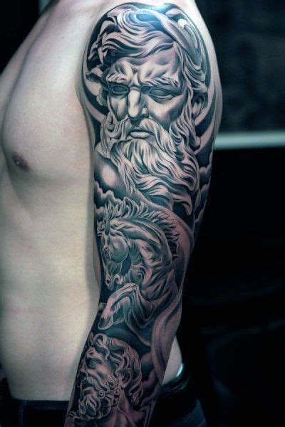 zeus tattoo tribal zeus arm tattoo tattoos pinterest arm tattoo tattoo