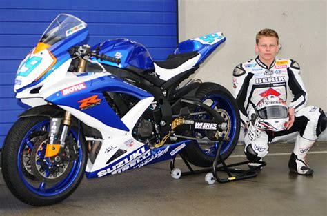 Motorrad Meyer Racing Team by Foto 2008 Team Suzuki Mayer Webseite