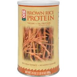 Garden Of Brown Rice Protein Powder Mlo Brown Rice Protein Powder 24 Oz Jet