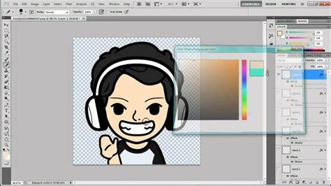 tutorial  membuat animasi  photoshop cs youtube