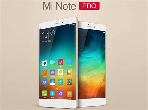 Mi Note xiaomi mi note and mi note pro officially unveiled