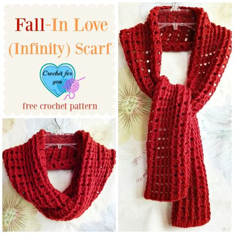 pattern for crochet infinity scarf fall in infinity scarf free crochet pattern