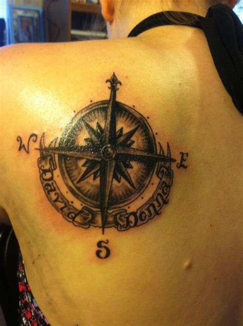Compass Tattoo Phrase | compass tattoo men s tatoos pinterest compass tattoo