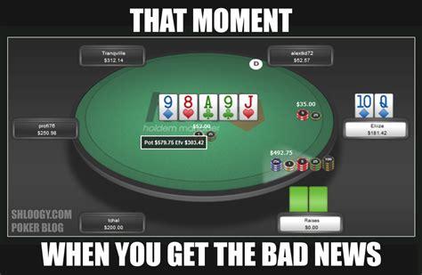 Meme Poker - eliize straight vs river shove funny poker meme a life