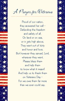 printable christmas cards for veterans a prayer for veterans greeting card veterans day
