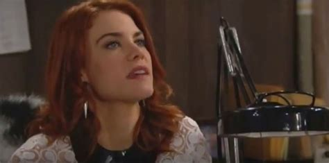 The Bold And Beautiful Spoilers Sally Tells Steffy She Is