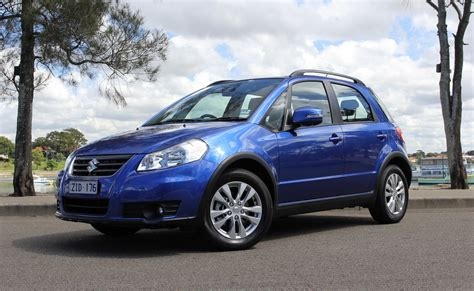 Sx4 Suzuki by Suzuki Sx4 Review Photos Caradvice