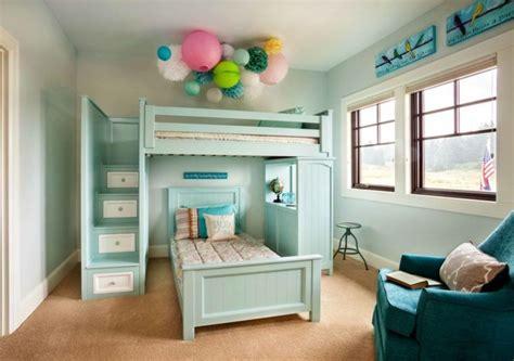 Gr Nes Kinderzimmer 4189 by Kinderzimmer Mit Hochbett Einrichten F 252 R Eine Optimale