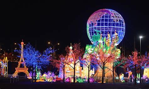 magical winter lights coupon global winter global winter groupon