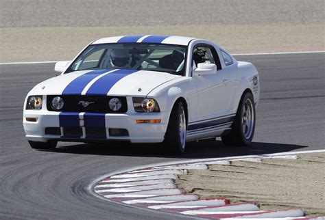 ford racing mustang parts ford racing announces performance parts program for the
