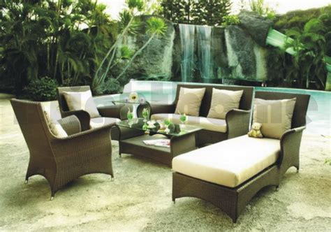 Patio Furnishings by Patio Furniture Sets D Amp S Furniture