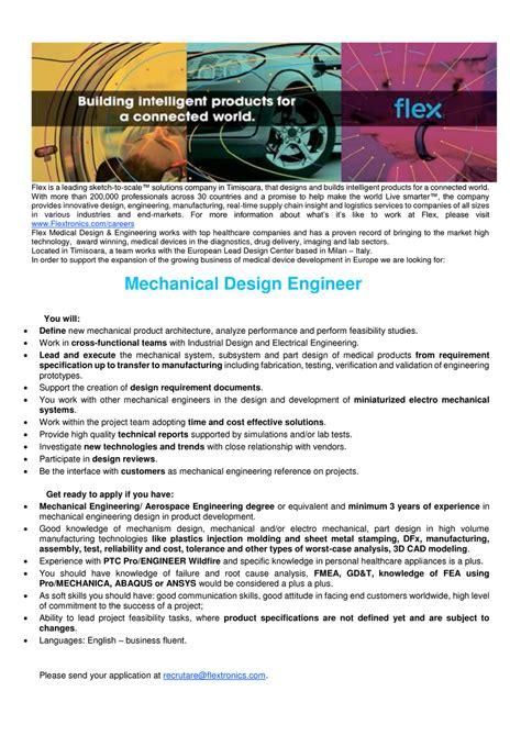 design engineer jobs dorset engineering jobmple mechanical design engineer best
