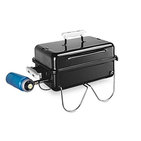 bed bath and beyond grill weber 174 go anywhere 174 gas grill bed bath beyond