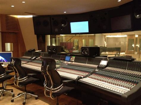 music studio veale associates professional sound studio design