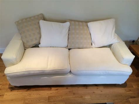 Dfs Sale Sofas dfs 3 and 4 seater fabric sofa for sale united