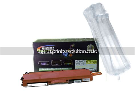 Toner Compatible Hp Color Cp 1025nw Bergaransi Microton Mce 313a M hp 652a black laserjet toner cartridge cf320a termurah cf320a printer solution