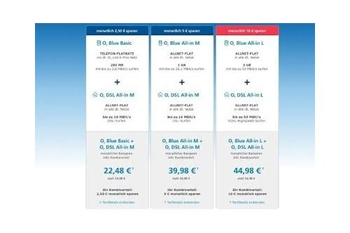 o2 blue deals vertrag