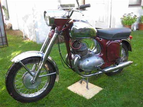 Jawa Motorrad Hersteller by Hersteller Jawa Typ Jawa Cz 350ccm Modell 354 Bestes