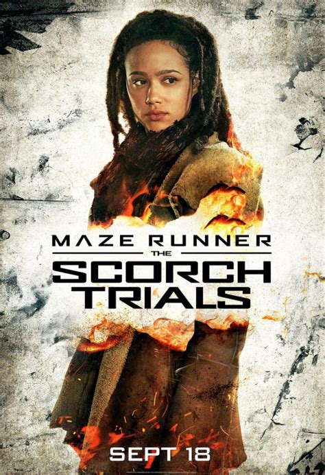 maze runner film awards maze runner the scorch trials movie poster 7 of 19