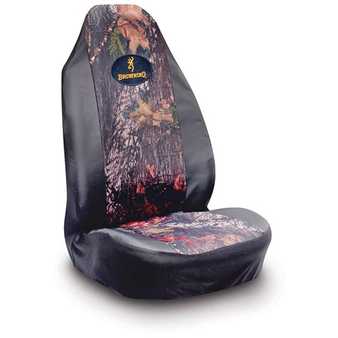 browning universal seat cover browning 174 universal seat cover 121151 seat covers at