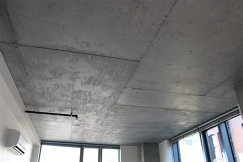 Exposed Concrete Ceiling by And Photos The Post In Pioneer Square Urbnlivn