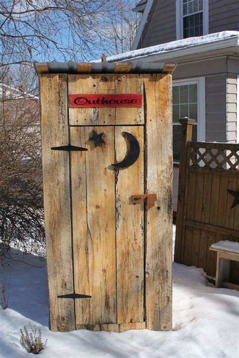 Garden Tool Shed Ideas Outhouse Used For A Gardening Tool Shed Hometalk