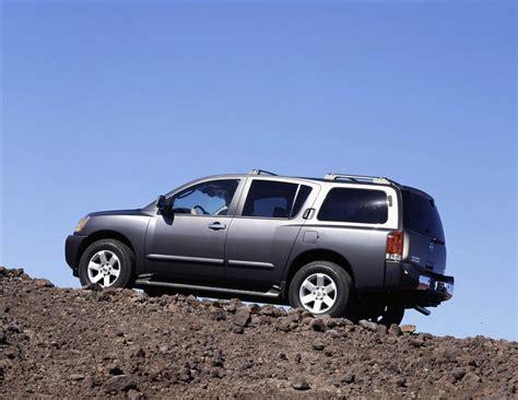 2007 Nissan Armada Conceptcarz Com