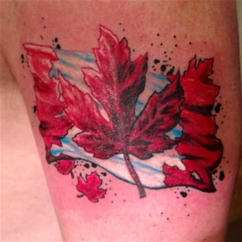 canada tattoo beautiful canada new canada