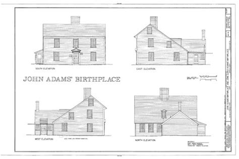 colonial saltbox house plans colonial saltbox birthplace of a president ebay