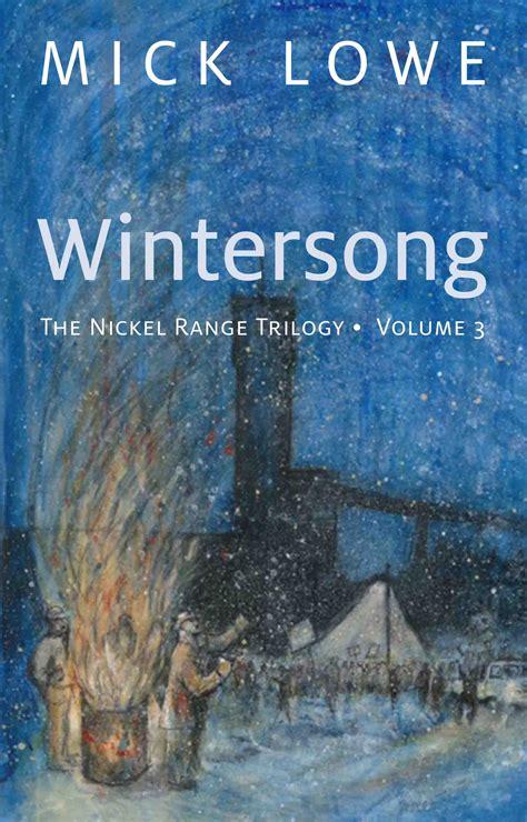 wintersong a novel baraka books