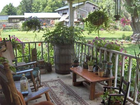 country porch porche designs decorating ideas