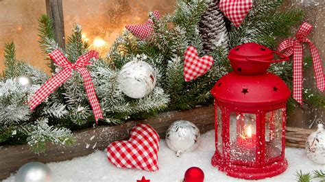 wallpaper  year christmas decorations balloons stars hearts decoration candle fire