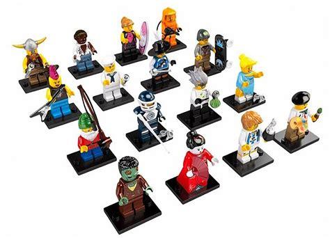 Series 8804 5 Set 3 In 1 lego minifigures 8683 series 4 unveiled gadgetsin
