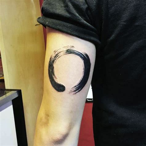 cross tattoo tricep 50 tricep tattoos for men masculine design ideas