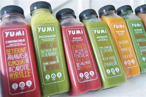 Jus De Legumes Et Fruits Detox by Les Jus De L 233 Gumes Et Fruits Sign 233 S Yumi Drink