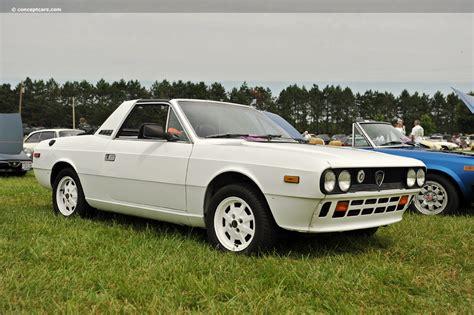 1981 Lancia Zagato 1981 Lancia Zagato At The Mid Ohio Vintage Grand Prix