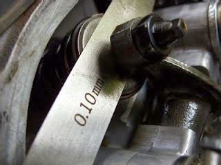 Kunci L Untuk Stel Klep motolovers cara menyetel klep motor honda