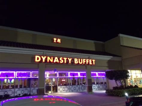 dynasty buffet chinese restaurant 1656 ne miami