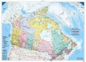 the atlas of canada wall maps