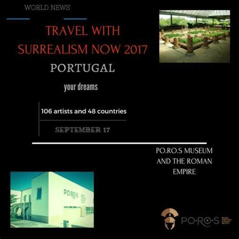 Lu Emergency Merk Zuko international surrealism now 2017 multimedia poros museum