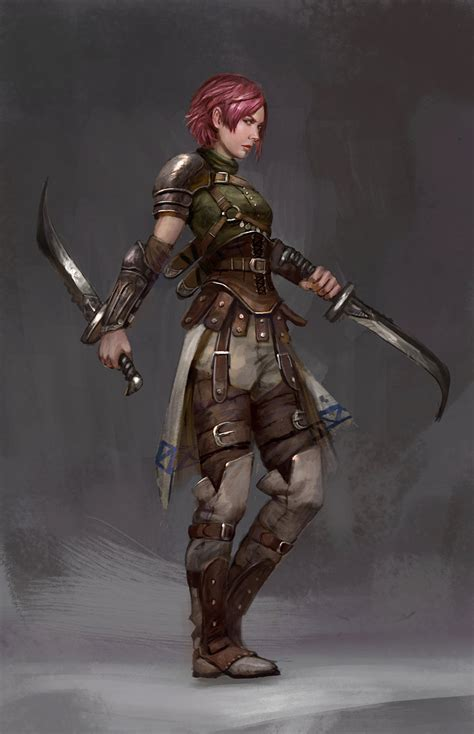 the art of rogue assassin rogue by timkongart on
