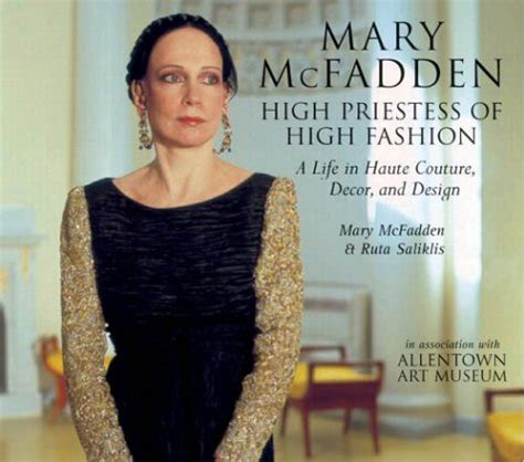 Mary Mcfadden Alchetron The Free Social Encyclopedia Mcfadden Designer Project