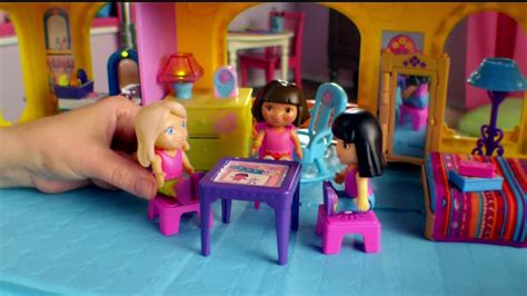 dora doll house games dora me dollhouse tv commercial ispot tv