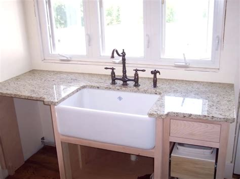 farm style sink base cabinet how to build a cabinet for farmhouse sink imanisr