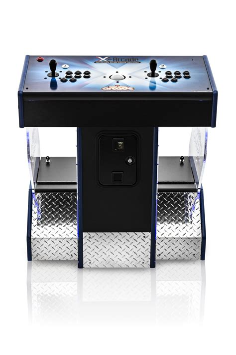 X Arcade Machine Cabinet Review by The Ultimate Mame Cabinet Xgaming X Arcade