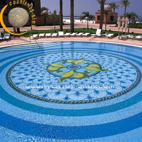 swimming pool tile ideas mosaic tile design ideas homestartx com