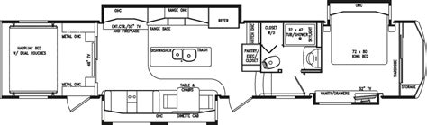 rv suites floor plan floor plans full house drv