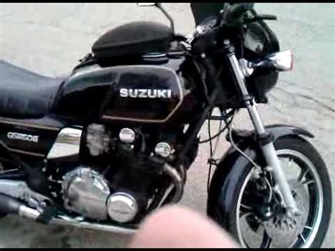 1982 Suzuki Gs850g Do It Yourself How To Save Money And Do It Yourself