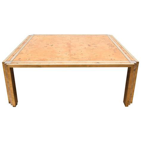 martini table with bird 100 martini table with bird birds eye maple veneered coffee table in the manner of