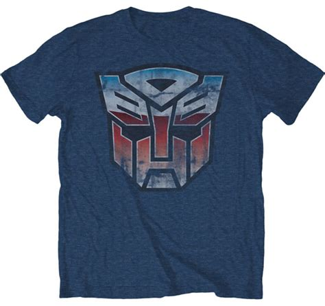 Tshirt Transformer Autobots 5 object moved